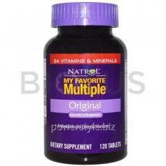 Мультивитамины для детей, Kids Multi-Vitamin, Super Nutrition, вкус ягод, 60 жевательных таблеток