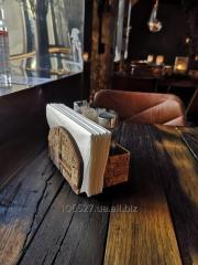 Органайзер для специй из дерева \ Дизайнерские