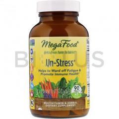 Антистресс, Un-Stress, MegaFood, 90 таблеток