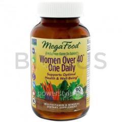 Витамины для женщин, Women Over 40, MegaFood, 40+,