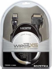 Кабель HDMI to HDMI Tech+link Xs Premium 5m