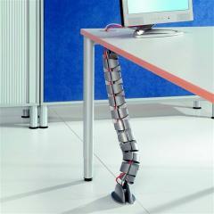 Вертикальный гибкий кабельный канал