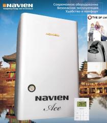 Copper gas NAVIEN 16 of kW (24 kW of GVS)