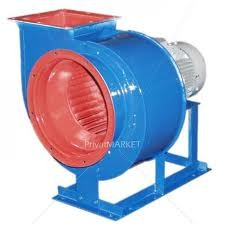 Fans centrifugal under the order