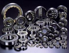 Single row bearings