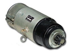 Электростартер С-34, ремонт
