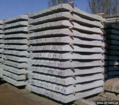 I will sell reinforced concrete cross ties Sh 1-1,