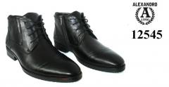 Low shoes demi-season man's TM ALEXANDRO