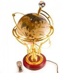Светильник настольный Глобус Земной Шар