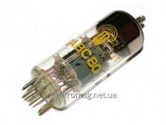 Комбиниров нный триод-диод EABC80 RFT трубки