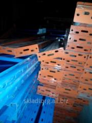 Стеллаж для склада, стелажи палетные бу, паллетные