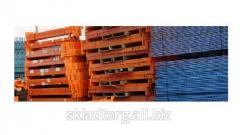 Стеллаж для склада, паллетный стеллаж, палетный