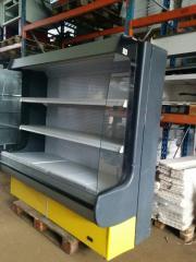 Холодильный стеллаж Росс Modena 1,9 м. бу.