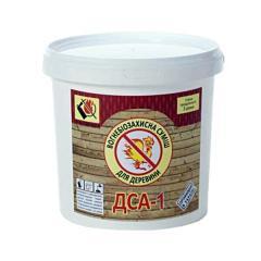 Огнезащита деревянных конструкций ДСА-1 (1-ая