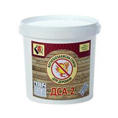 Огнезащита деревянных конструкций ДСА-2 (2-ая