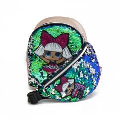 Набор детский Рюкзак WGH с куклой LOL Diva  и