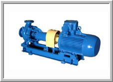 Pumps console type K, KM