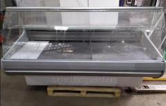 Show-window bu, refrigerating show-window bu,