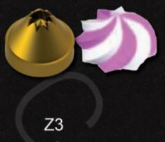Фильер для зефира Z3