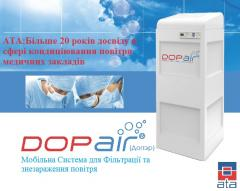 DOPAIR PREMIUM, mobile installation for