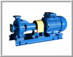 Pumps CM (for waste masses)
