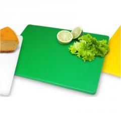 Доска разделочная зеленая (40x30x2 см) FoREST