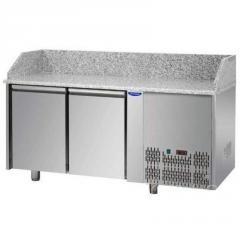 Холодильный стол для пиццы 2 двери Tecnodom