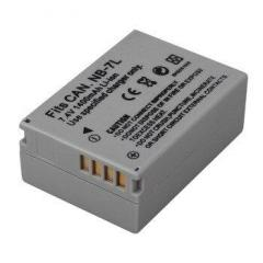 Аккумулятор NB-7L - аналог для фотоаппаратов CANON