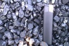 Угли каменные антрациты, уголь. Луганская область.