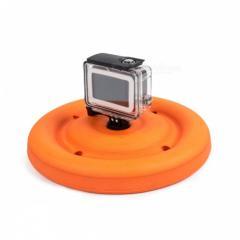 Летающая и водоплавающая тарелка - frisbee для