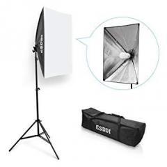Комплект ESDDI PS025 (софтбокс 50 x 70 см, стойка,
