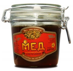 Мед гречишный 500 г