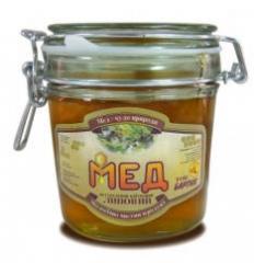 Мед липовый 500 г - Украина, цена, фото