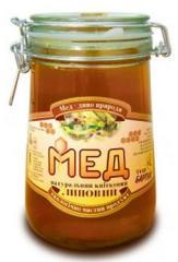 Мед липовый 1400 г
