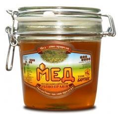 Мёд из разнотравья 500 г