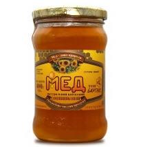 Мед подсолнечный 400 г