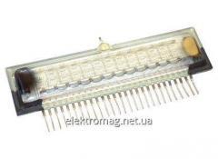 VFD (вакуумный флуоресцентный дисплей) трубки