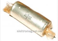 Тефлон конденсатор PTFE ФТ-3 600В 0.22uF тефлон