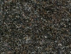 Tile polished granite Starobabanskoe 30 mm
