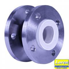 Compensator corrosion-proof flange Du 100