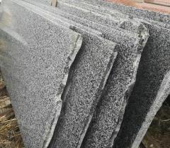 Granite curbs red Sidewalk garden GP-1