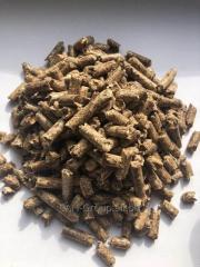 Топливные гранулы пеллеты 6 мм в Биг-Бегах...
