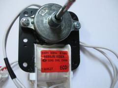 Двигатель вентилятора морозильного отделения LG