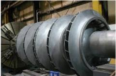 Изготовление насосов центробежных  с балансировкой