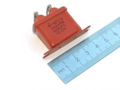 Конденсатор  MBGO-2 30 1.0uf бумага и алюминиевая фольга конденсатор