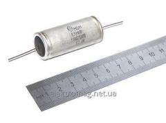100 и более высокое напряжение бумаги конденсаторов