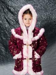 Sheepskin coats for children price Ukraine | To buy sheepskin ...