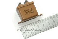 Конденсатор  MBGO-2 16 2.0uf бумага и алюминиевая фольга конденсатор