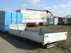 Кузов грузовой