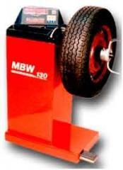 Balancing of wheels of cars, balancing MBK-130